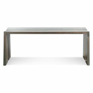 Amicable Split Wood Bench
