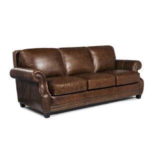 Minor Leather Sofa
