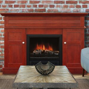 Monte Carlo II Electric Fireplace