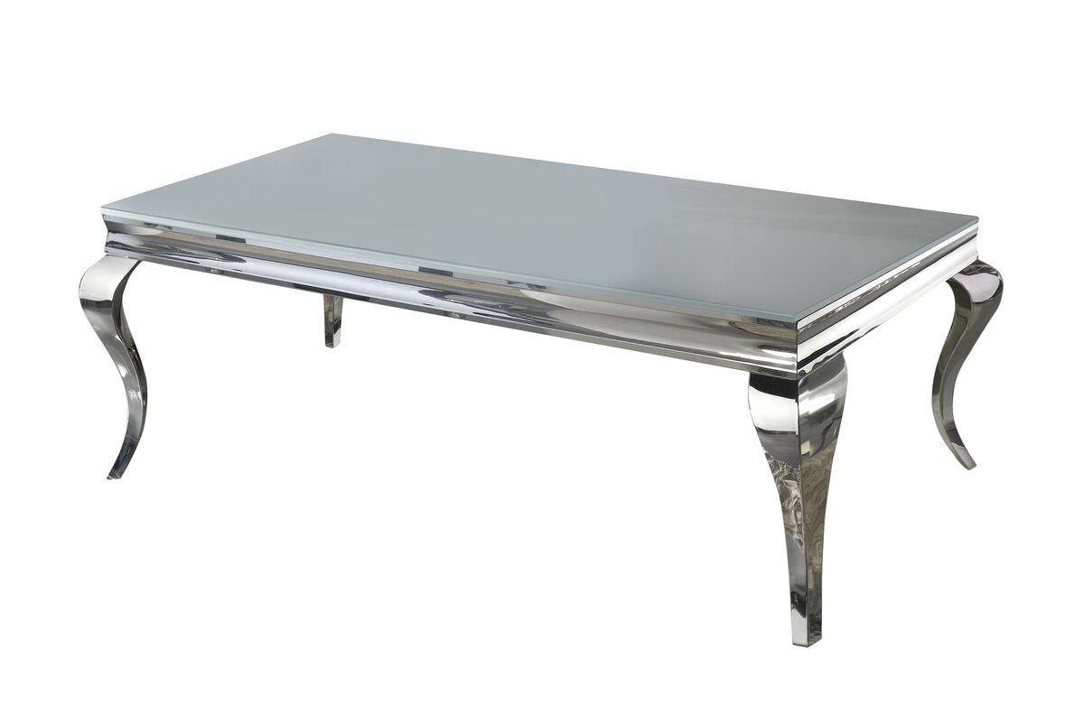 Schuller barroque coffee table reviews wayfair barroque coffee table geotapseo Image collections