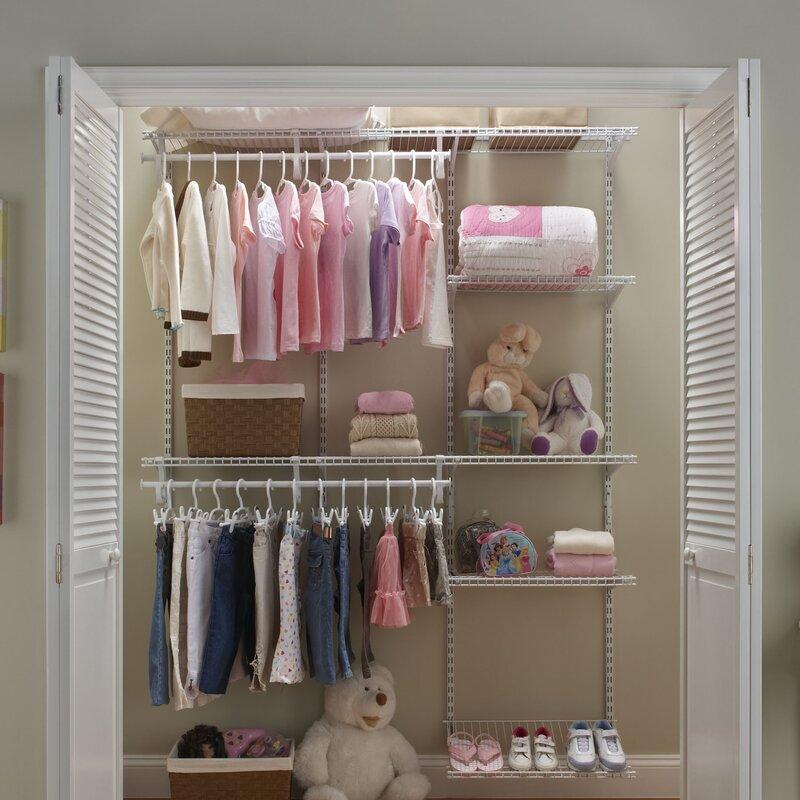 ClosetMaid ShelfTrack 60W