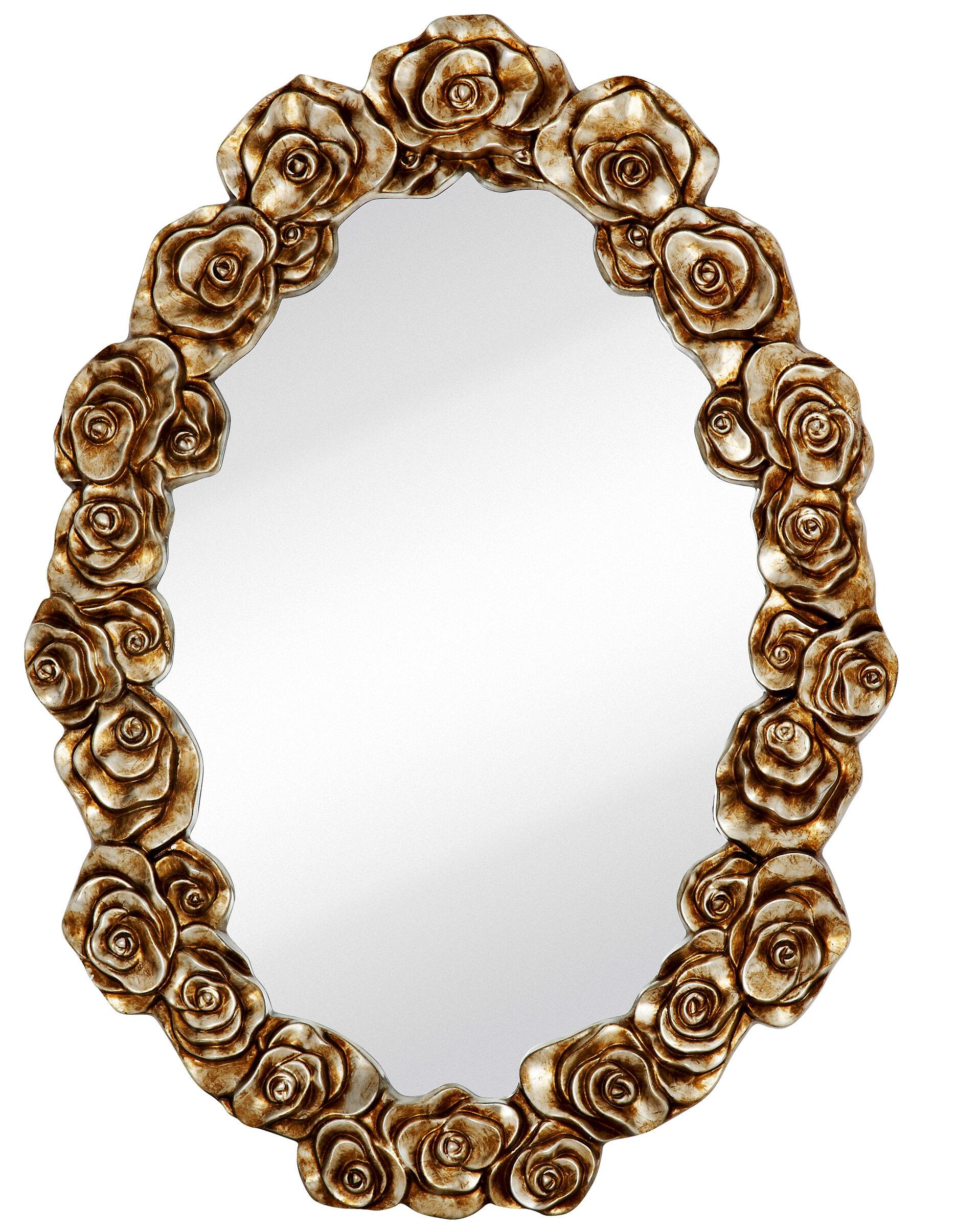 Majestic Mirror Oval Mirrors Perigold