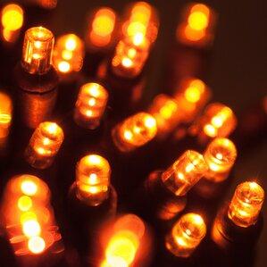 amber lighting. 70 led christmas light string amber lighting
