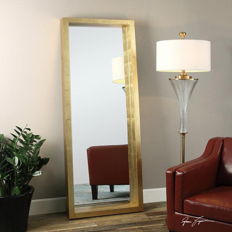 Narrow Full Length Wall Mirror Wayfair