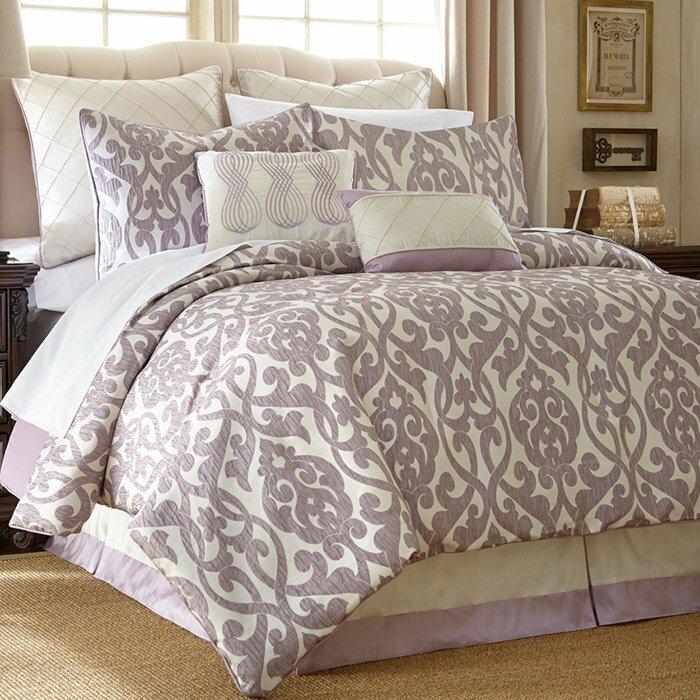 Willa Arlo Interiors Lidia 237 Dia 8 Piece Comforter Set