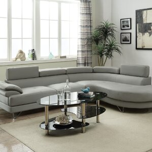 Ketan Reclining Sectional by Orren Ellis