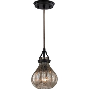 mercury glass lighting fixtures. orofino 1light mini pendant mercury glass lighting fixtures