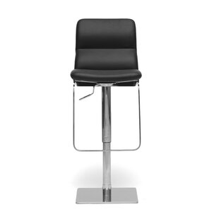 Calla Adjustable Height Swivel Bar Stool