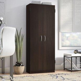 Banister 2 Door Storage Cabinet