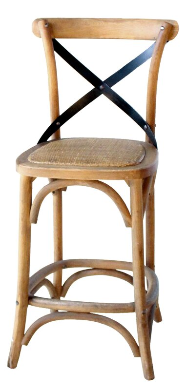 "Tabouret De Bar 23.5"" Pinehurst"