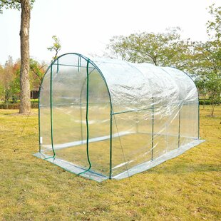 Poly Tunnel 2m W X 3 5m D Greenhouse