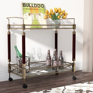 Brianna Altitude Bar Cart