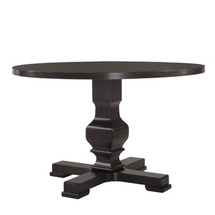 48 Round Pedestal Dining Table Wayfair
