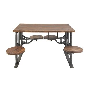 Emestina Rustic Dining Table