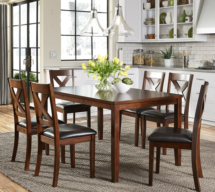 Nadine 7 Piece Dining Set Part 13