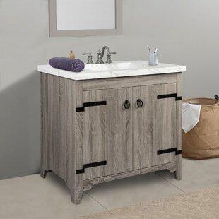 Sia 36 Single Bathroom Vanity Set