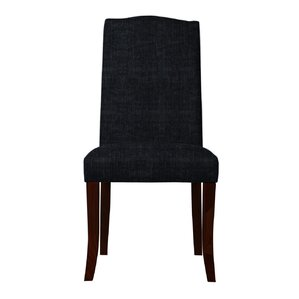 Guttenberg Upholstered Parsons Chair ( Set of 2) (Set of 2) by Latitude Run