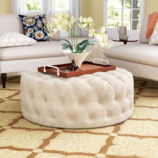 Rolling Ottoman Coffee Table.With Wheels Ottomans Poufs You Ll Love In 2019 Wayfair