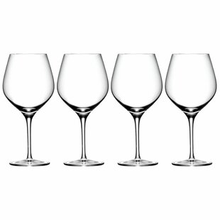 Grace 23 oz. Red Wine Glass (Set of 4)
