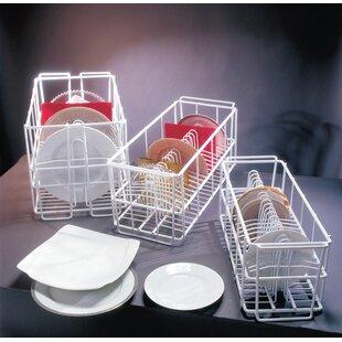 Dinner Plate Rack & Horizontal Plate Rack | Wayfair