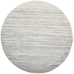 modern round area rugs | allmodern