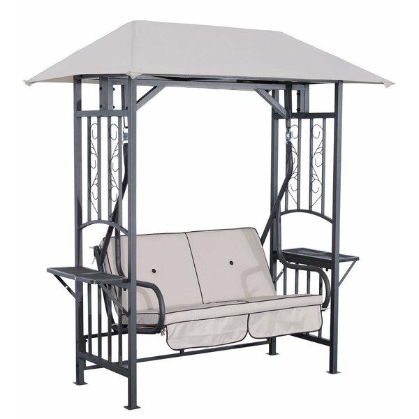Two Seater Garden Swing Wayfair Co Uk