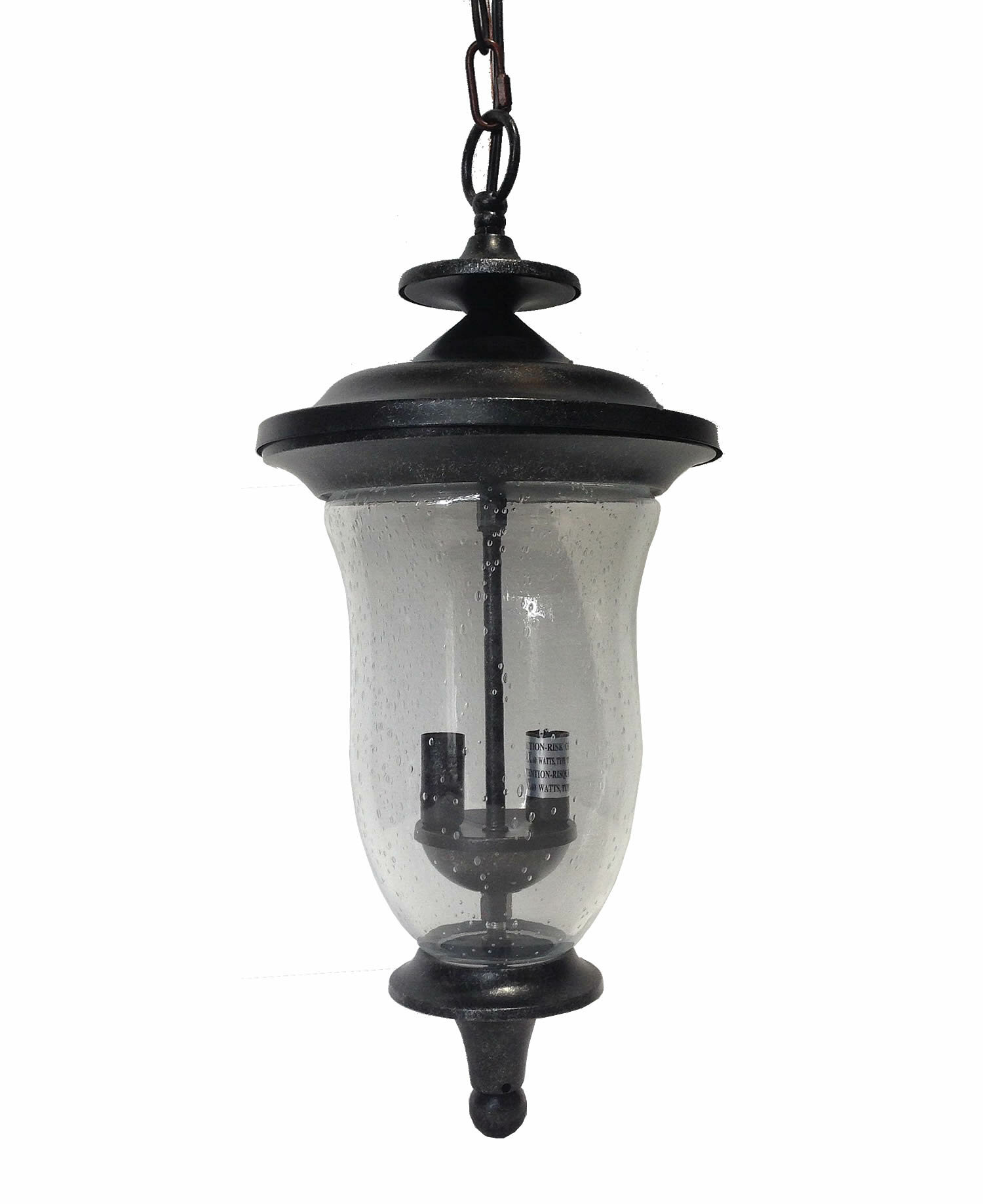 Charlton home osterhout 2 light outdoor hanging lantern wayfair