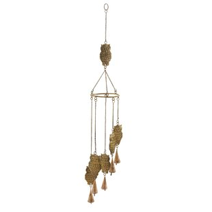 Owl Wind Chimes Wayfair