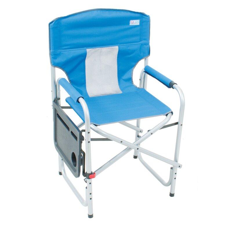 Gear Oversized Director S Outdoor Reclining Folding Beach Chair