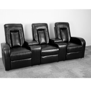 Eclipse Series Home Theater Recliner (Row of..