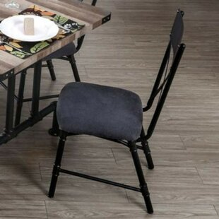 Melita Upholstered Dining Chair (Set of 2)