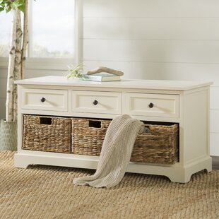 Ardina Wood Storage Bench