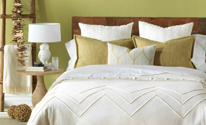 Earthy Bedroom Decorating Wayfair