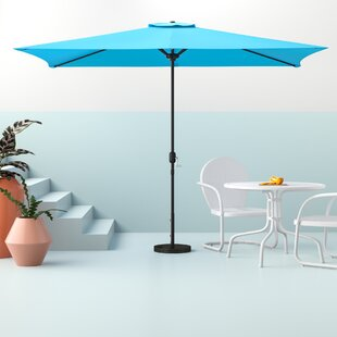 862f4ee6c8 Rectangular Patio Umbrellas You'll Love in 2019 | Wayfair