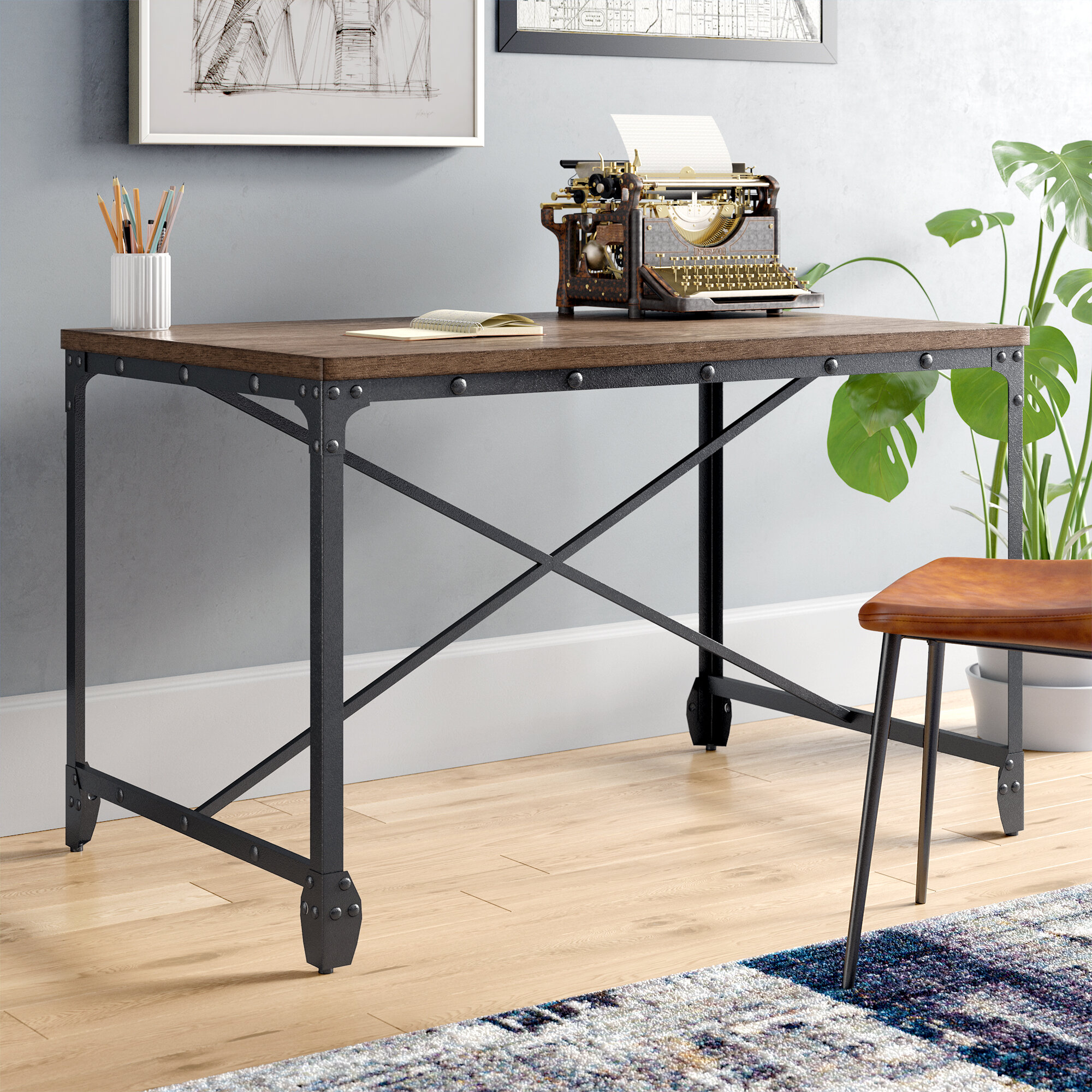 been to spaces white has successfully your qty desk writing gray living alton cart added pdp