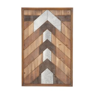 Modern & Contemporary Wood Panel Wall Decor | AllModern