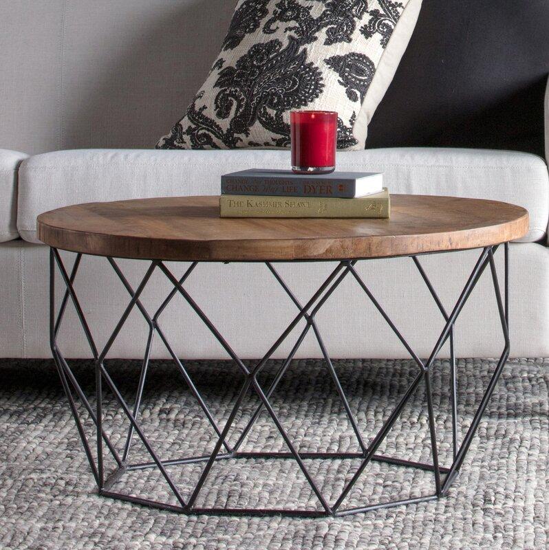 Mercury Row Ahart Coffee Table Amp Reviews Wayfair Ca