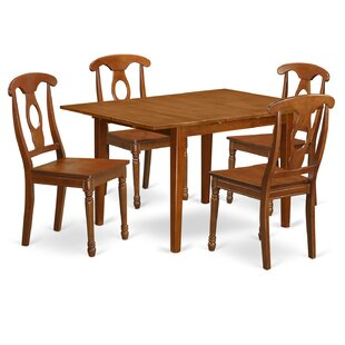 Lorelai 5 Piece Dining Set Read Reviews