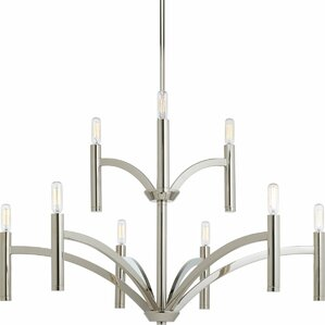 Modern Contemporary Chandeliers AllModern - Contemporary kitchen chandeliers