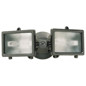 2-Light Outdoor Floodlight
