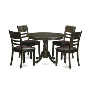 Bonenfant 5 Piece Dining Set by Darby Home Co