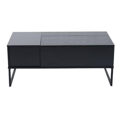 2f090b653e878 Modern Lift Top Coffee Table with Storage. by HomCom