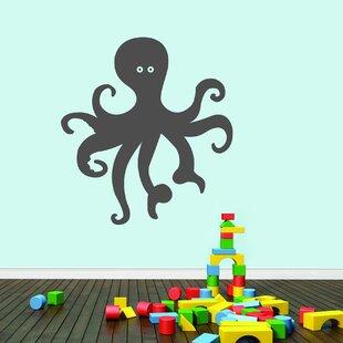 Octopus Wall Decal | Wayfair