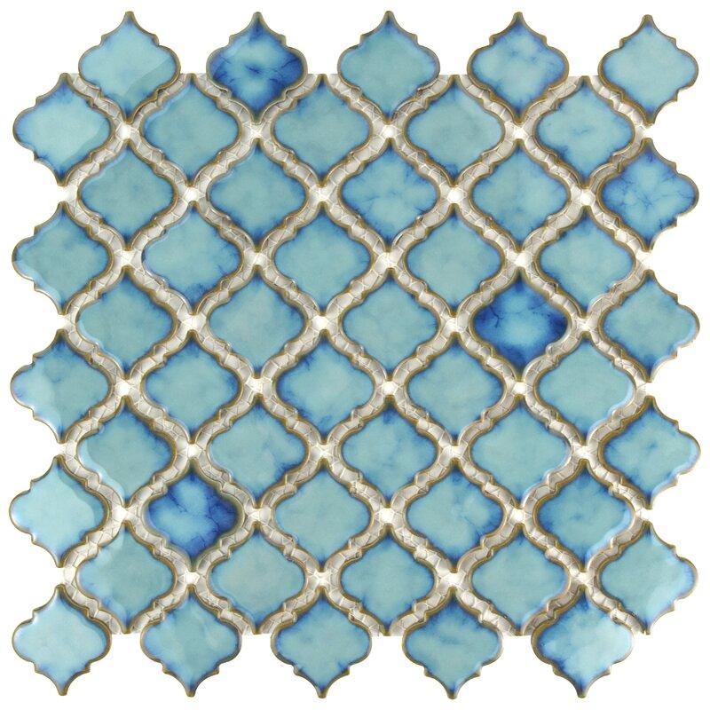 Elitetile Pharsalia 2 Quot X 2 25 Quot Porcelain Mosaic Tile In