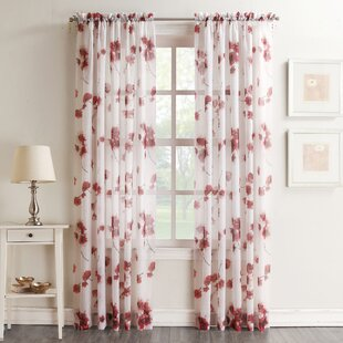 Floral Pink Curtains U0026 Drapes
