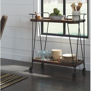 Trafton Bar Cart