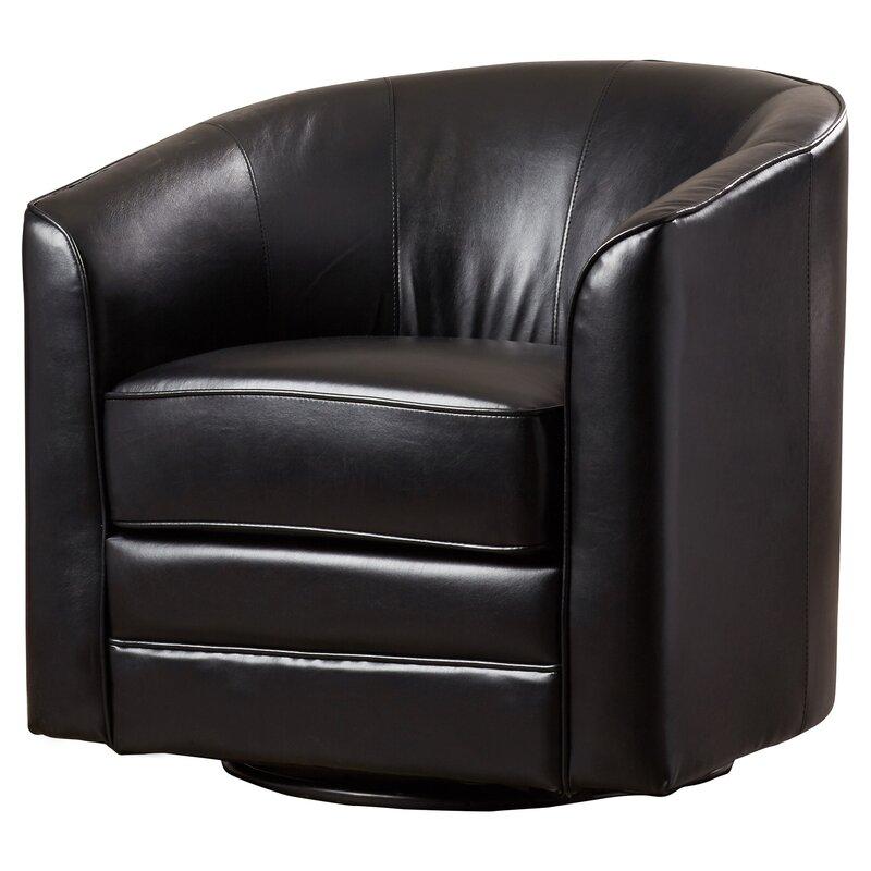 Morefield Swivel Barrel Chair Amp Reviews Allmodern
