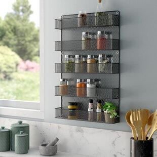 Spice Jars Spice Racks