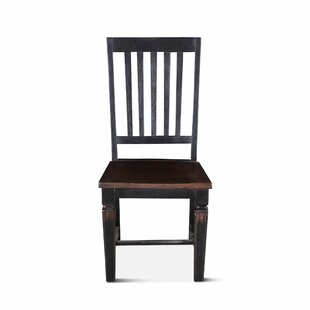 Hollie Solid Wood Dining Chair (Set of 2)