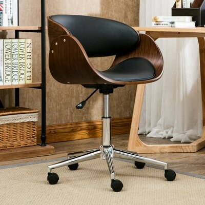 Wood Office Chairs You Ll Love Wayfair